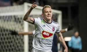Петряк забив десятий гол у сезоні за Фегервар
