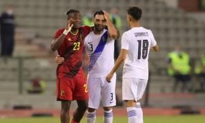 Бельгія - Греція 1:1. Огляд матчу