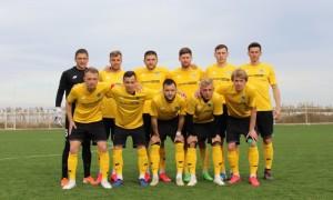 Авангард переміг білоруський клуб у контрольному матчі
