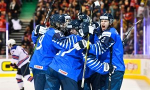 Збірна Фінляндії вийшла до півфіналу чемпіонату світу U-20