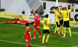 Боруссія Д - Уніон Берлін 2:0. Огляд матчу