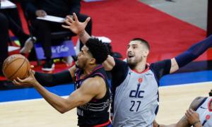 Вашингтон з Ленем програв третій матч Філадельфії