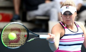 Козлова програла американці на турнірі у Новій Зеландії