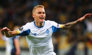 Динамівці потрапили у список найкращих гравців Ліги Європи