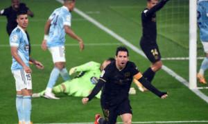 Барселона у меншості розгромила Сельту у 4 турі Ла-Ліги