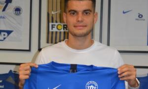 Слован орендував захисника Динамо