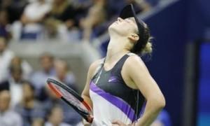Світоліна опуститься на одну позицію після перемоги Осаки на US Open