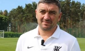 Костишин відзначив майстерність гравців Динамо