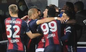 Болонья несподівано перемогла Лаціо у Серії А