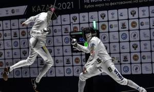 Українські шпажисти здобули ліцензію на Олімпіаду