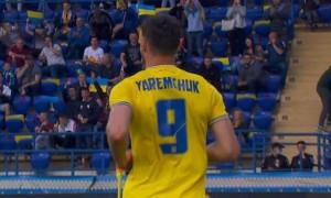 Відео дня. Яремчук забиває у ворота Кіпру після фантастичної комбанції