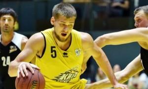 Київ-Баскет зіграв внічию у кваліфікації Ліги чемпіонів