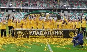 БАТЕ - Динамо Брест 1:0. Огляд матчу