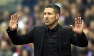 УЄФА відкрила справу щодо поведінки Сімеоне