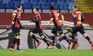 Дженоа - Болонья 2:0. Оляд матчу