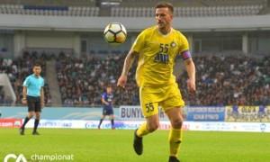 БАТЕ може підписати захисника збірної Чорногорії