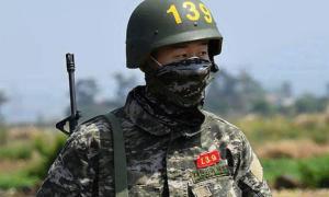 Сон Хин Мін завершив службу в армії