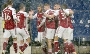 Вест Бромвіч - Арсенал 0:4. Огляд матчу