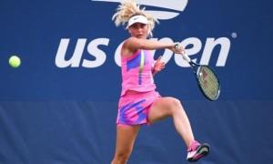 Костюк оптимістично попрощалась із US Open