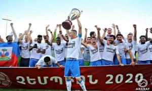 Українець Вакуленко став чемпіоном Вірменії