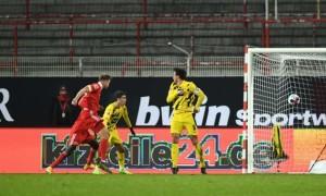 Уніон несподівано переміг Боруссію Д у 13 турі Бундесліги