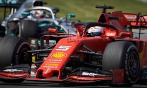 Ferrari не буде оскаржувати штраф Феттеля