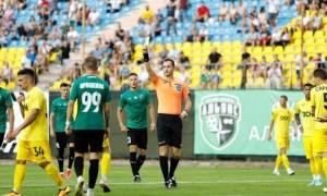 Клуб Альянс знімається з Першої ліги
