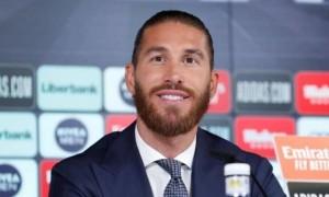 Рамос: Ніколи не буду святкувати гол Реалу