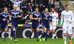 Брюгге Соболя переміг Андерлехт і вийшов до півфіналу Кубка Бельгії