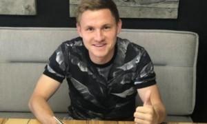 Калітвінцев: Не святкував гол через повагу до Динамо