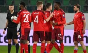 Швейцарія - Литва 1:0. Огляд матчу