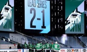 Даллас в овертаймі дотиснув Вегас в плей-оф НХЛ