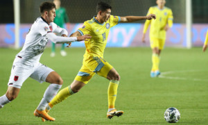 Казахстан - Албанія 0:0. Огляд матчу