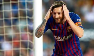Мессі встановив історичний рекорд в Барселоні