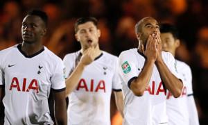 Клуб четвертої ліги вибив Тоттенгем із Кубка ліги