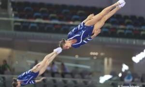 Малькова і Кийко завоювали срібло у синхроних стрибках