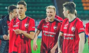 Смолевичі вирвали нічию у Белшини в 5 турі чемпіонату Білорусі