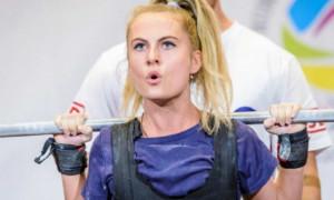 Бражник стала чемпіонкою світу з паверліфтингу