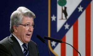 Президент Атлетіко розкритикував Роналду