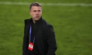 Ребров - головний тренер Аль-Айна