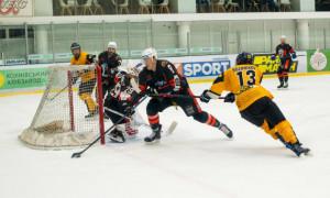 Кременчук знищив Білий Барс у регулярному чемпіонаті УХЛ