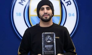 Півзахисник Манчестер Сіті визнаний найкращим гравцем Алжиру