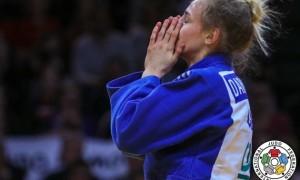 Українка Білодід увійшла до ТОП-15 найкращих спортсменок року