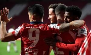 Атлетіко обіграв Вальядолід та очолив Ла-Лігу