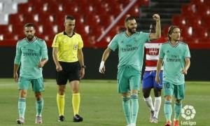 Гранада - Реал 1:2. Огляд матчу