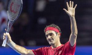 Федерер знявся із турніру у Парижі