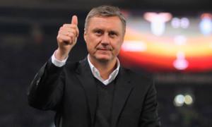 Хацкевич може продовжити кар'єру в Білорусі чи Польщі