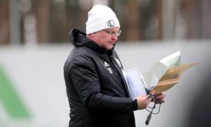 Тренер Легії пояснив ситуацію з Русином