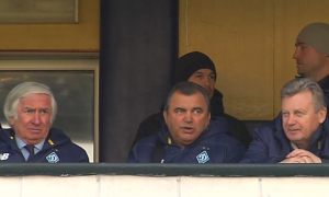 Євтушенко пропустив матч Динамо через образу фаната
