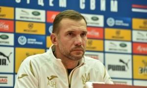 До збірної України Шевченко довикликав гравців на заміну Степаненку і П'ятову